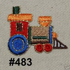 1PC~CHO CHO TRAIN TOY~IRON ON EMBROIDERED PATCH