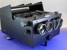 Brackett Dissolver XB Stereo Realist Slide Projector - Rarely seen for sale!