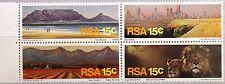 Rsa Sudáfrica South Africa 1975 484-87 4er turismo montañas león Tourism mnh