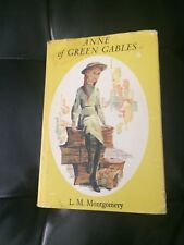 L.M. Montgomery ANNE OF GREEN GABLES  1st Canadian Edition 1942