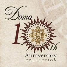 DOMO 10TH ANNIVERSARY COLLECTION - KITARO, DAVE EGGAR, ALEX WURMAN - CD NEU