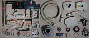 """Electrolux Epic Series 6500 SR Canister Vacuum """"REPLACEMENT PARTS""""- SELECT PART"""