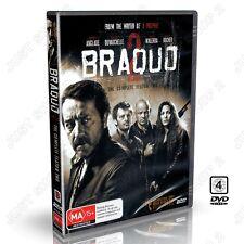 Braquo Season 2 : TV Series 2-Disc's : New DVD