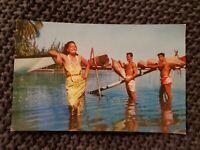 Tahiti - Vintage Postcard