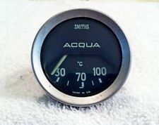 SMITHS ACQUA Water Temp Gauge Maserati Mistral, Sebring, Qporte I-XLNT condition