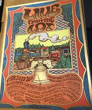 Snarky Puppy Tour Poster - Live From The Lot Festival - Ardmore Music Hall