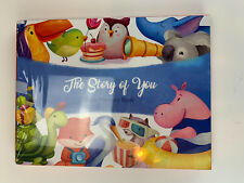 New Baby Memory Book -The Story of You by Cuddls -Gender Neutral Baby Journal