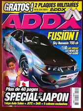 ADDX n°42 du 3/2005; Spécial Japon/ Sky Nemesis 700 Ch/ Las Vegas/ Drift/ Subaru