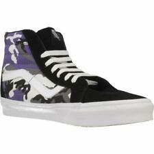 Vans SK8-Hi Reissue (Pop Camo) Heliotrope Purple Black US Men's VN0A2XSBRK4 new