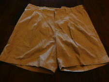 Harbor Bay Size 42 Beige Shorts with Comfort Waistband