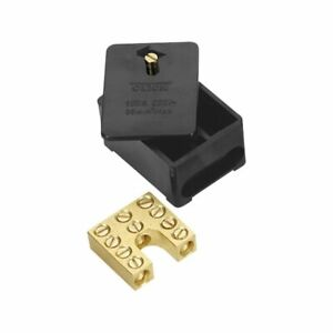 CLICK SINGLE POLE 100 AMP 5 WAY 35MM HENLEY BLOCK FOR METER TAILS