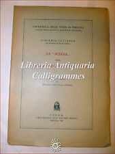 Diritto: Vincenzo Cattaneo, LA SCEFAA NEL DIRITTO COLONIALE ITALIANO 1944 CEDAM