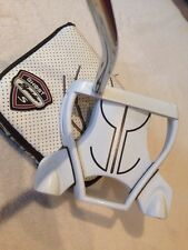 TaylorMade Ghost Spider Putter with New Golf Pride Tour SNSR Grip