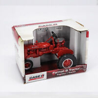 Alloy 1:16 Diecast ERTL-Farmall B Agricultural Tractor Model Toys Collection Red