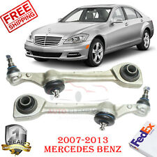 Front Lower Forward Rearward Control Arm Kit For 2007-2013 Mercedes S -Class RWD