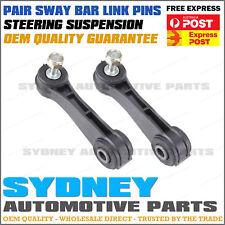 2 x Front Sway Bar Link Pins Volkswagen VW Golf Mk4 Type 4 08 /1997 - 12 / 2005