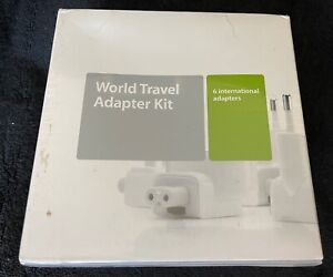 NEW IN BOX Apple World Travel Adapter Kit M8794G/B with 6 adapters