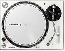 Pioneer PLX-500-W Direct Drive Turntable White