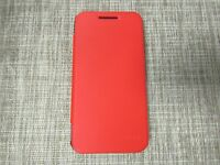 BLU Flip Case for Studio 5.5 (Black/Red)-736