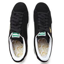 PUMA Suede Classic Sneaker Black White F03 37