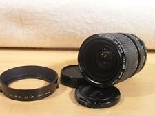 Minolta MD Macro 28-85mm F3.5-4.5 Lens With Shade And Caps Bundle