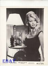Brigitte Bardot busty sexy Come Dance With Me VINTAGE Photo