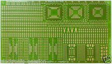 Universal PCB Board DIP6 - DIP28 SO8 - SO28S SSOP20 - SSOP28 QFP48 - QFP80