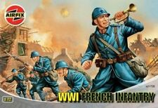 Airfix 1 72 Action Figures - WWI French Infantry