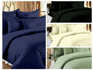 Bedding Set 6 Piece 600 TC Egyptian Cotton Hotel Quality Bed Sheet Set