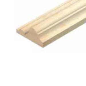 Pine Decorative Dado Rail Trade Pack