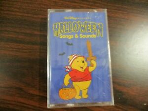 Walt Disney Records Halloween Sounds & Songs, MIW, Excellent Condition!