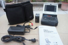 🍀 ‡ EXTRAS! ‡ Sony GV-D800 Digital 8 Hi8 8mm Recorder Player Video Walkman