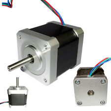 42mm 1.8Degree NEMA17 2Phase 4-wire Stepper Motor For 3D Printer CNC Robot Tool