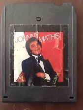 JOHNNY MATHIS    Hold Me Thrill Me Kiss Me    8 track tape