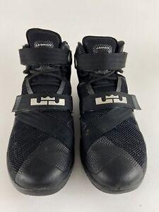 Nike Zoom Lebron Soldier 9 SZ 9 black SNEAKERS BASKETBALL 749417 001