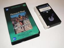 Betamax Video ~ Personal Best ~ Mariel Hemingway ~ *USA NTSC* ~Warner Home Video