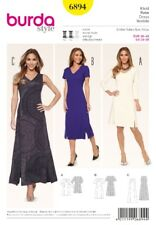 Kleid Burda Style Schnittmuster Nr. 6894