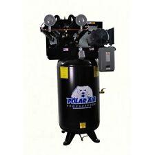 10 HP V4 80 Gallon Vertical Air Compressor