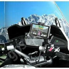 SUPPORTO FORI FRIZIONE MOTO GARMIN NUVI 2450 2450LM RAM-MOUNT RAM-B-174-GA45U