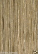 Nano Ring Hair Extension. 100% Remy European Human Hair. Straight.