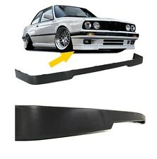 SPOILER AVANT M3 PACK M TECHNIC POUR BMW SERIE 3 E30 DE 1982 A 1994