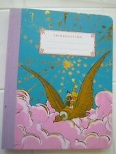 Boy and Candy Girl on Bird Composition Notebook (Trade Paperback)