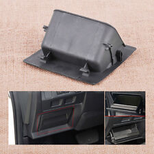 Black Interior Fuse Bin Car Cover Storage Tray Holder Fit For Subaru XV Forester