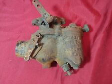 Stromberg Ur-3/4 Carburetor, Early Wisconsin & Other Engines 1930s