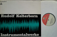 Resi Born strumentale opere strumentale Works Dobler UA LP BM 30 SL 1533 NM