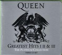 3 CD (NEU!) . Best of QUEEN (Bohemian Rhapsody We will rock you Barcelona mkmbh