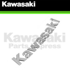 NEW 2012 - 2018 GENUINE KAWASAKI NINJA ZX-14R FUEL TANK BADGE EMBLEM 156054-0948
