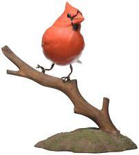 Birds Choice Dbcardinalm Male Northern Cardinal Carving