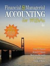 Financial and Managerial Accounting for MBAs by Mary Lea McAnally, Easton 2014
