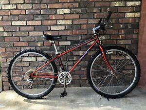 VINTAGE TREK SINGLETRACK 950 MOUNTAIN BICYCLE SMALL/MEDIUM FRAME USA MADE